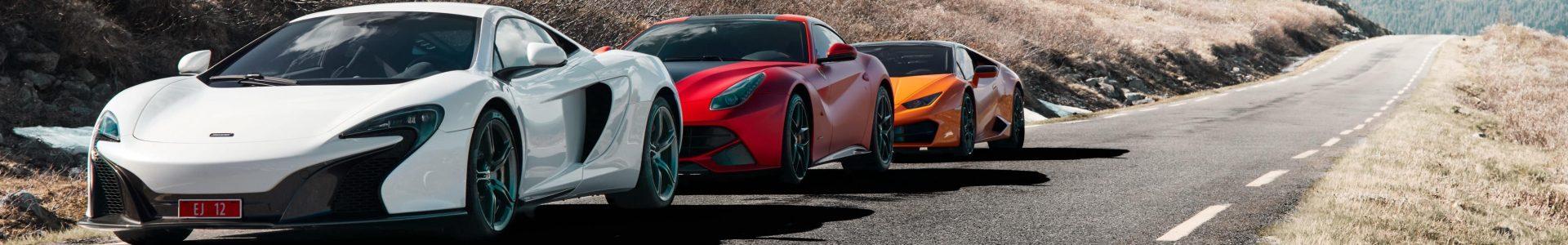 Sportwagen- und Rennstreckenversicherung